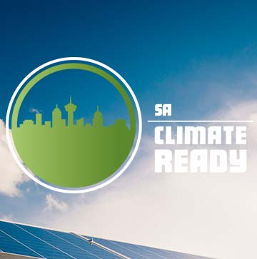 sa climate ready website logo