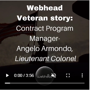 webhead veteran story