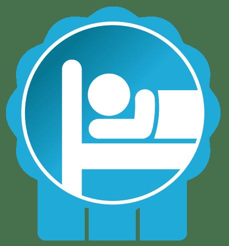HAC: Segment Icon: Sleep